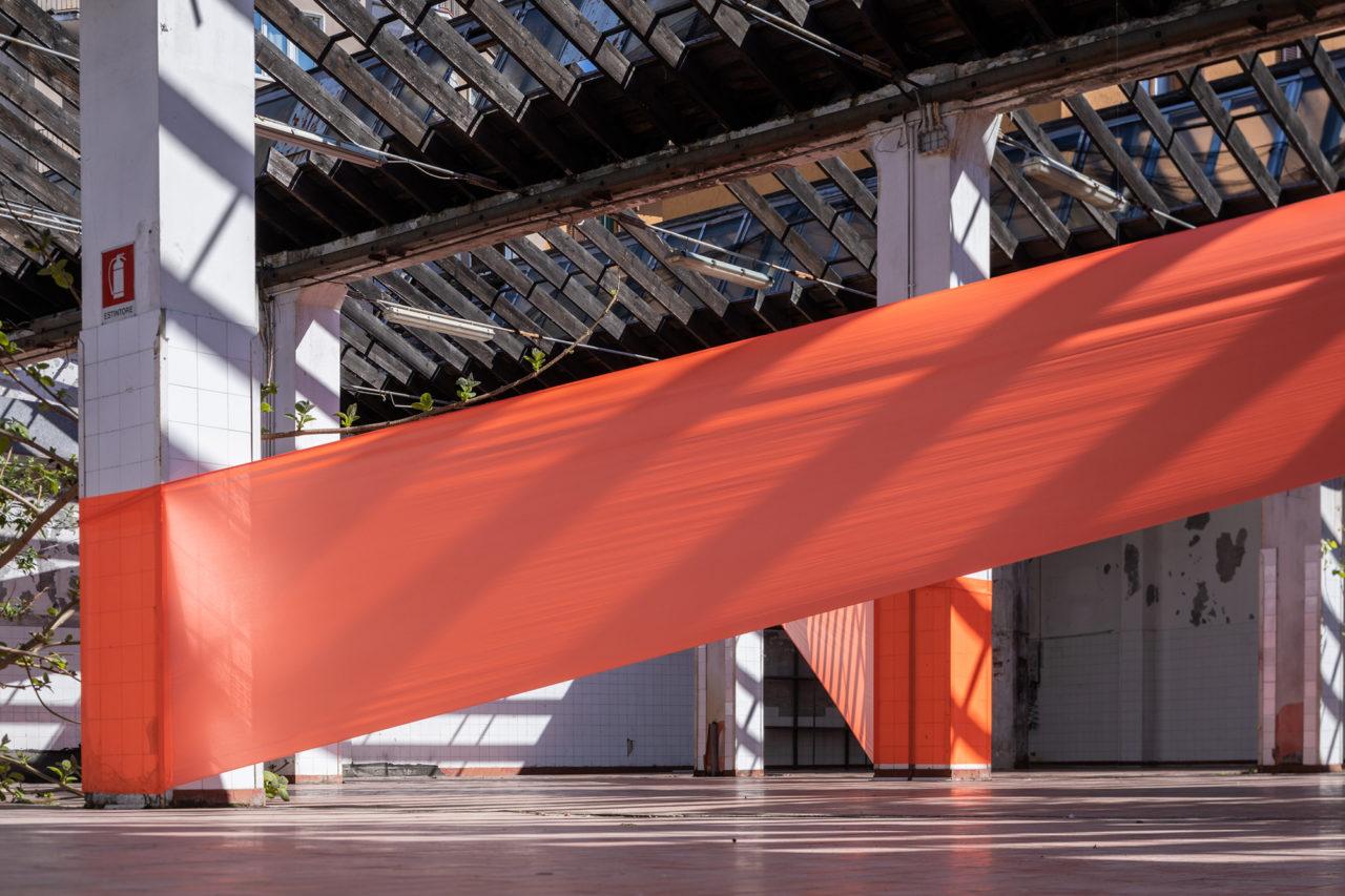 04_Installation, Milan 2019_bw